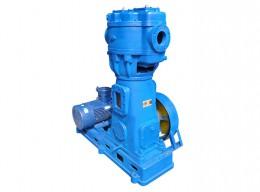 WLW立式无油往复式真空泵